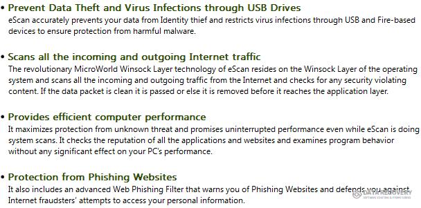 eScan Internet Security Suite Discount Coupon Code