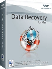 Wondershare Data Recovery for Mac Discount Coupon Code