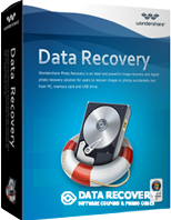 Wondershare Data Recovery Discount Coupon Code