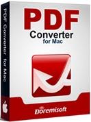 Doremisoft Mac PDF Converter Discount Coupon Code