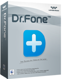 Wondershare Dr.Fone for iOS (Mac) Discount Coupon Code