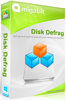 Amigabit Disk Defrag Cleaner Discount Coupon Code