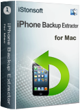 iStonsoft iPhone Backup Extractor for Mac Discount Coupon Code