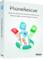 iMobie PhoneRescue Discount Coupon Code