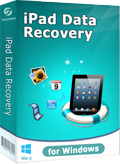 Tenorshare iPad Data Recovery Discount Coupon Code