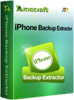 Amacsoft iPhone Backup Extractor Discount Coupon Code