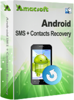 Amacsoft Android SMS+Contacts Recovery for Mac Discount Coupon Code