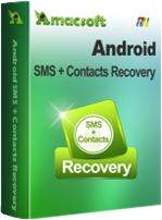 Amacsoft Android SMS+Contacts Recovery Discount Coupon Code