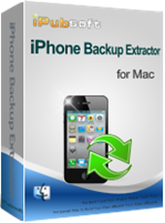iPubsoft iPhone Backup Extractor for Mac Discount Coupon Code