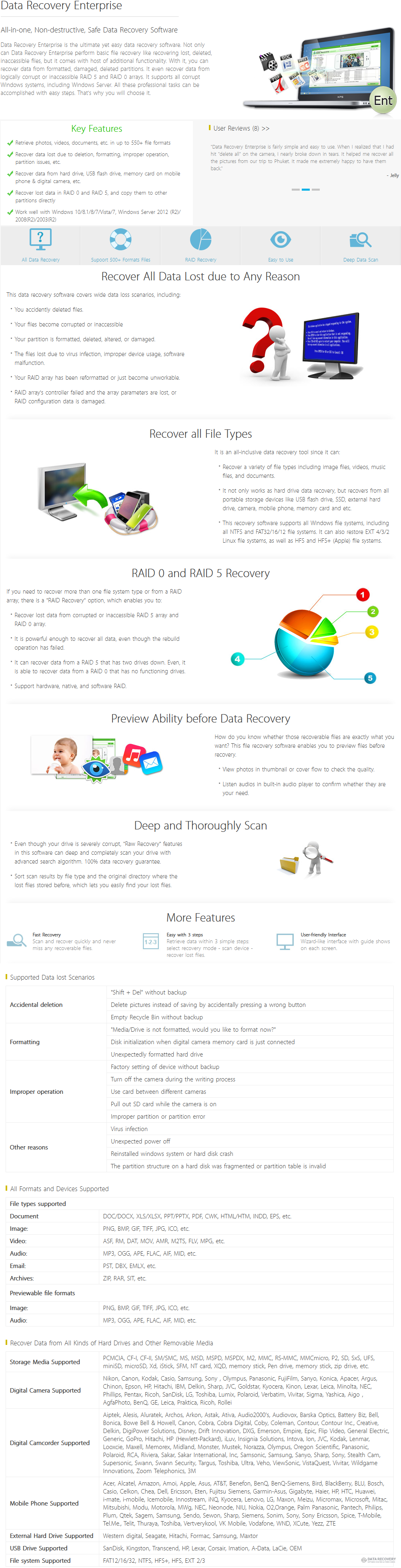 Tenorshare Data Recovery Enterprise for Windows Discount Coupon Code