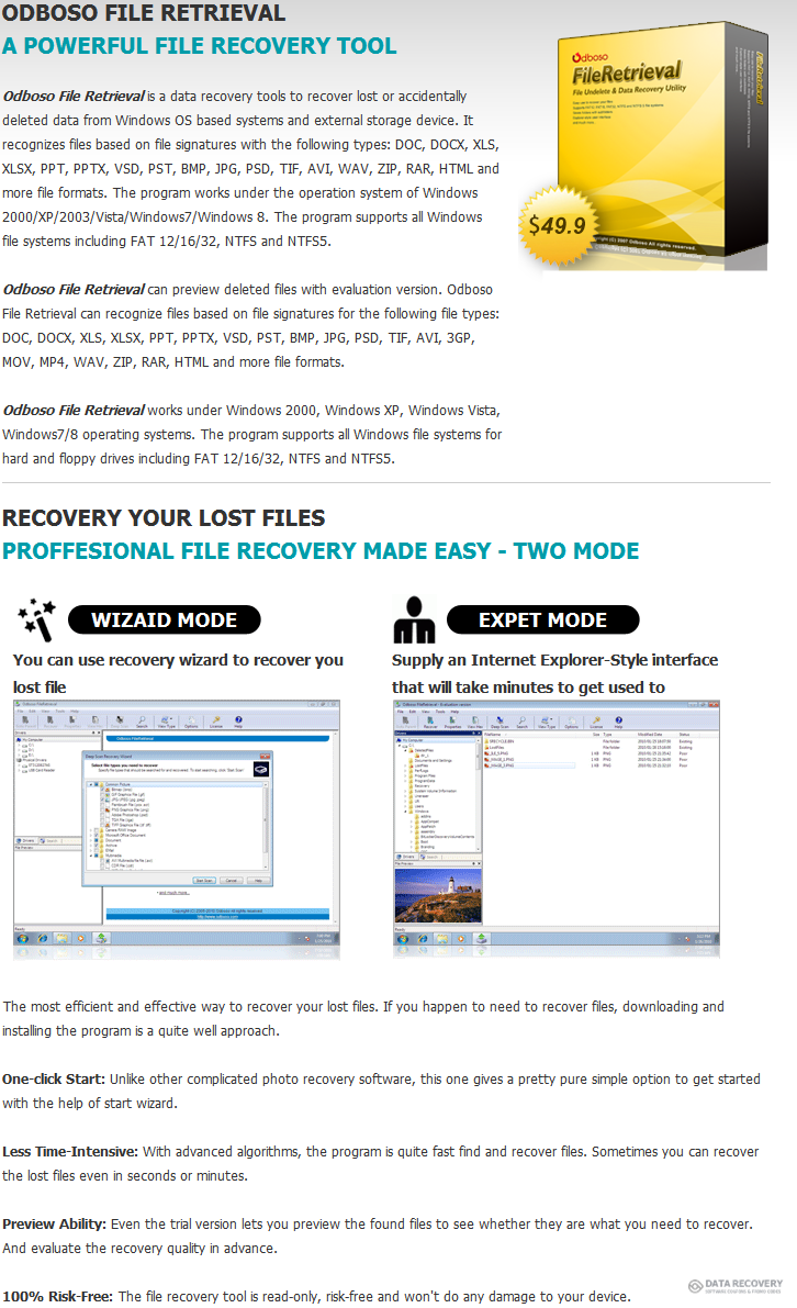 Odboso FileRetrieval Discount Coupon Code
