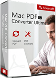 Aiseesoft Mac PDF Converter Ultimate Discount Coupon Code