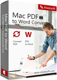Aiseesoft Mac PDF to Word Converter Discount Coupon Code