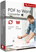 Aiseesoft PDF to Word Converter Discount Coupon Code