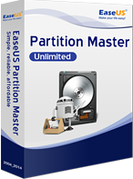 EaseUS Partition Master Unlimited Edition Discount Coupon Code