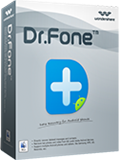 Wondershare Dr.Fone (Mac) for Android Coupon Code