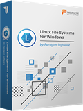 Paragon Linux File Systems for Windows Discount Coupon Code