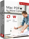 Aiseesoft PDF to Word Converter Coupon Code