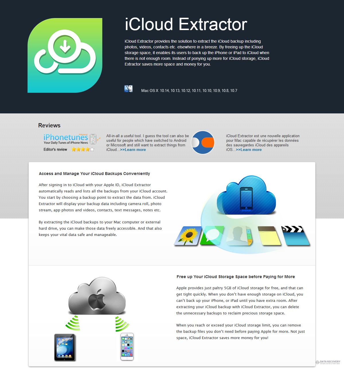 10% Off - Fireebok iCloud Extractor for Mac Discount Coupon Code