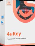 Tenorshare 4uKey iPhone Passcode Unlocker Coupon Code