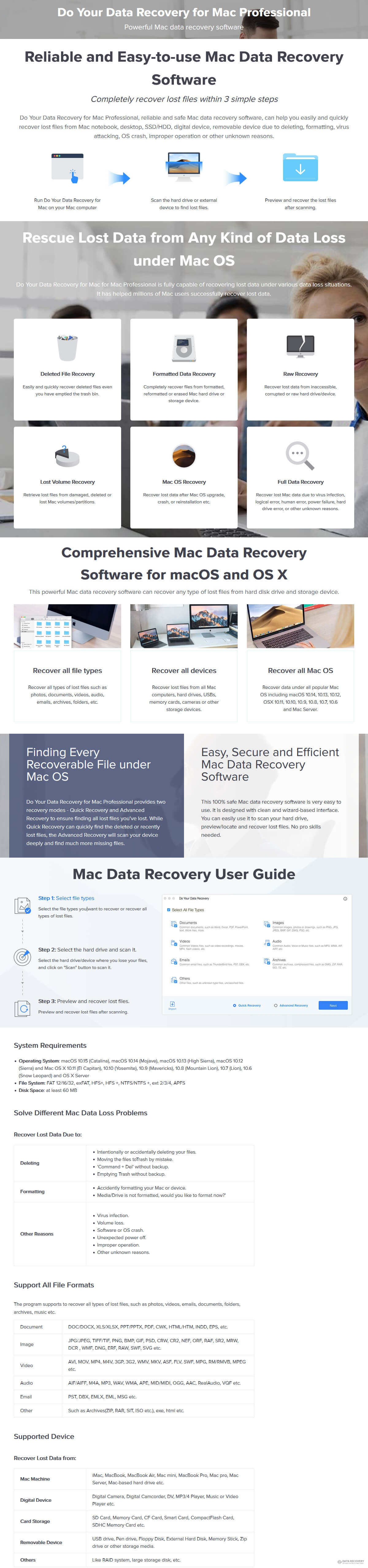 DoYourData Recovery for Mac Pro Discount Coupon Code
