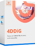 Tenorshare 4DDiG Data Recovery Coupon Code