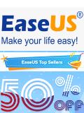 50% Off - EaseUS Software Big Sale